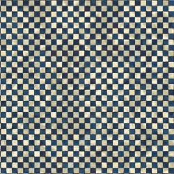 "Checkered Tiles 48"" x 48"""