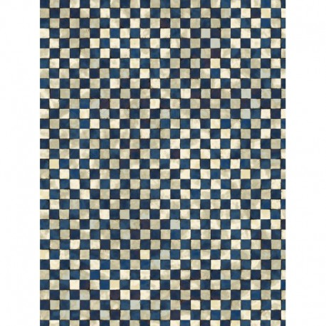 "Checkered Tiles 48"" x 36"""
