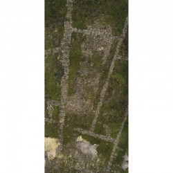 """Crossroads 72"""" x 36"""""""