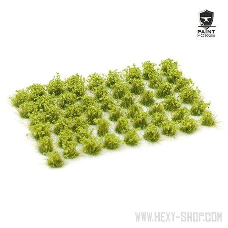 Light Green Flowers - 6mm Tuft