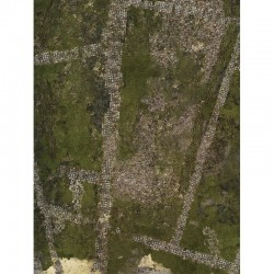 """Crossroads 72"""" x 48"""""""
