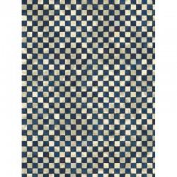 """Checkered Tiles 72"""" x 48"""""""