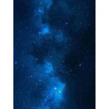 "Blue Nebula 30"" x 22"""