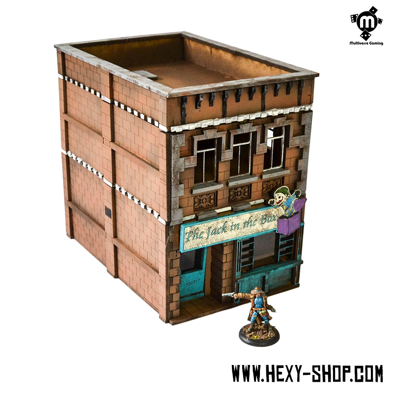 Brownstone Row 1J: Jack In The Box