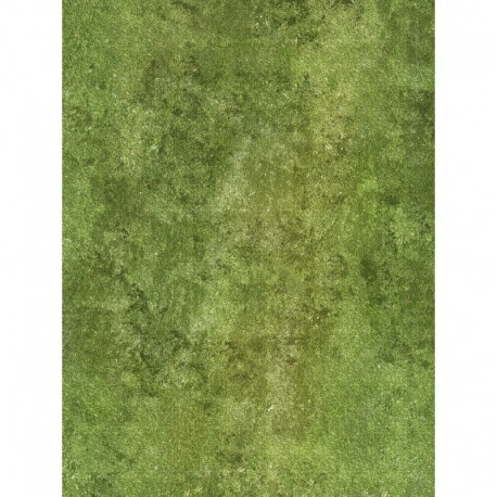 "Heroic Grass 44"" x 60"""