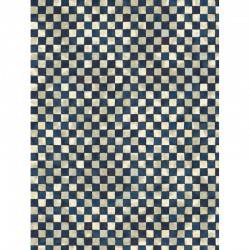 """Checkered Tiles 44"""" x 60"""""""