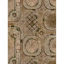 "Gates of Menoth 44"" x 60"""