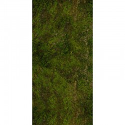 "Undergrowth 44"" x 90"""