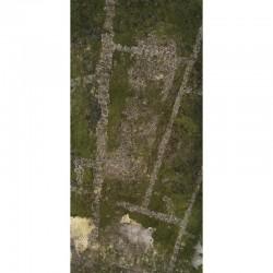 """Crossroads 44"""" x 90"""""""