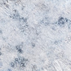 Dry-erase mat - Snow - no grid