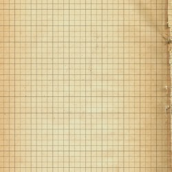 Dry-erase mat - Papyrus 2 - square grid