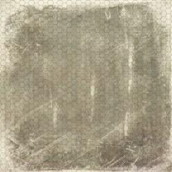 Dry-erase mat - Papyrus 3 - hexagonal grid