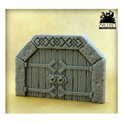 Dwarven Doors Set 2