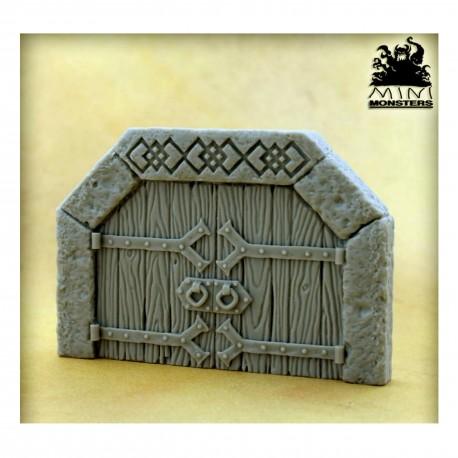 Dwarven Doors Set 2