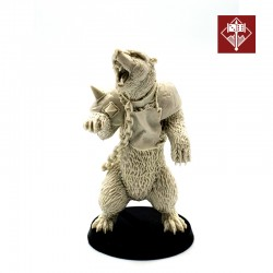 Kislev War Bear