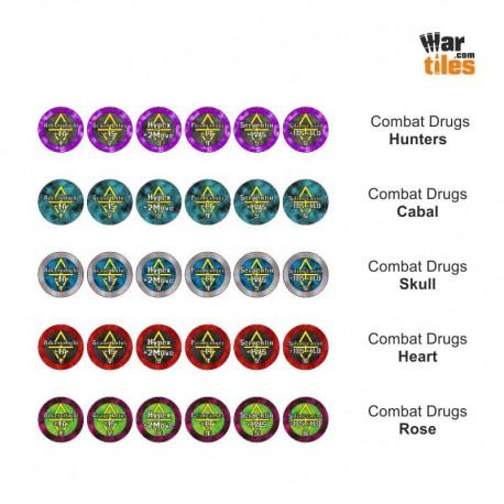 Dark Elders Combat Drugs