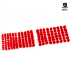 Eris Red Alien Tuft - 6mm Tuft