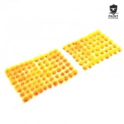 Charon Yellow Alien Tuft - 6mm Tuft
