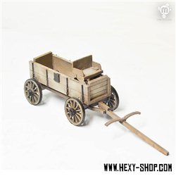 Wagon - Tombstone