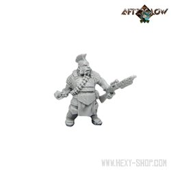 Dwarf 2 (Forge Towns Warrior)