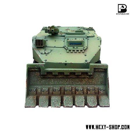 Tank Dozer Blade