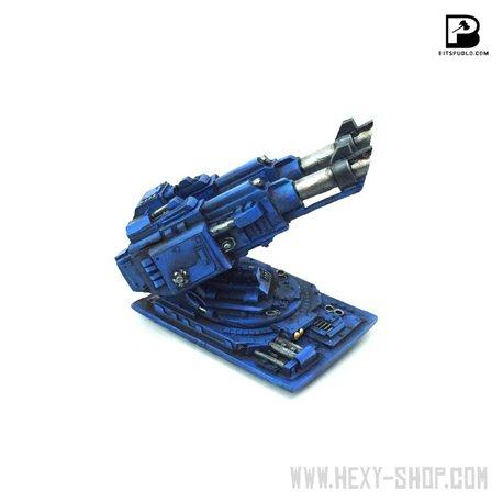 Twin Laser Cannon Platform