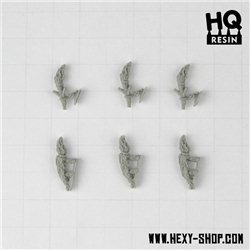 Torches Set 2 - Basing Kit