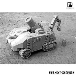 Hefaistos Super Heavy Mortar