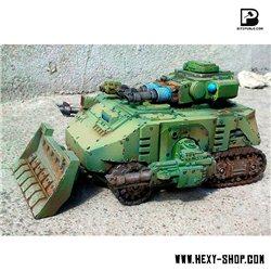 Bathory Battle Tank Linebreaker