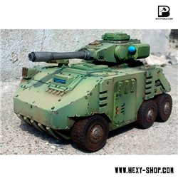 Wolverine Infantry Fighting Vehicle