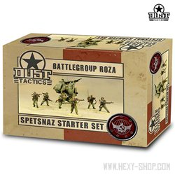 Battlegroup Roza - Spetsnaz Starter Set