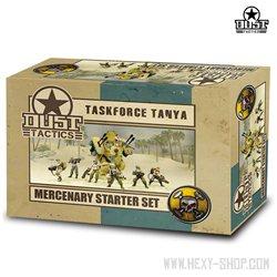 Taskforce Tanya - Starter Set