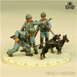 USMC War Dog Recon Squad