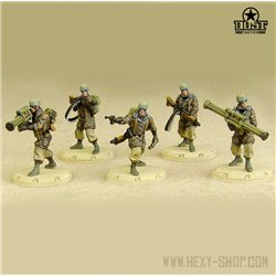 Fallschirmjäger Anti-Aircraft Squad