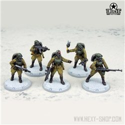 Red Storm Red Guards Assault Squad