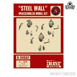 """SSU """"Steel Wall"""" Unassembled Model Kit"""