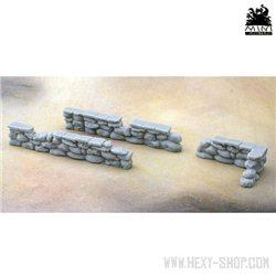 Stone Walls - Set 1