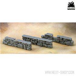 Stone Walls - Set 2
