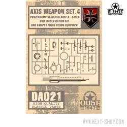 AXIS WEAPON SET 4