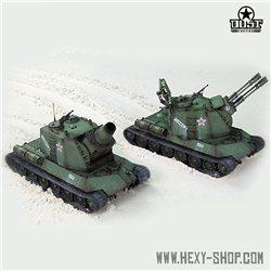 Mao Zedong / Vladimir Lenin IS-5 Heavy Tank
