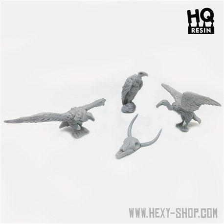 Vultures Basing Kit