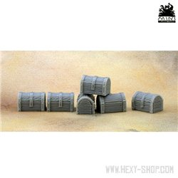 Wooden Chests