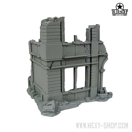 BUILDING CORNER - Ruined City Building Kit