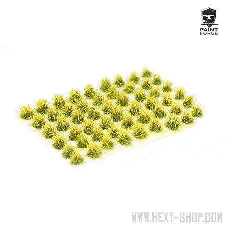Yellow Flowers - 6mm Tuft