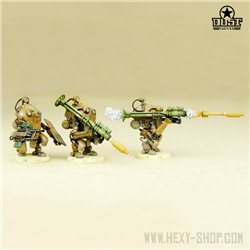 Steel Guard Anti-Infantry Squad