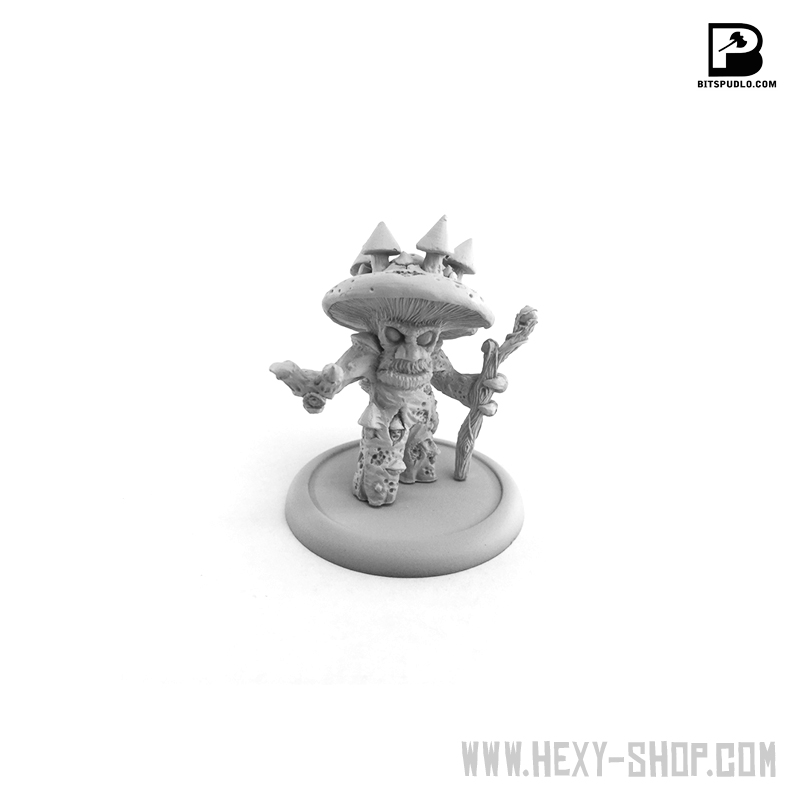 Myconids from Gloom Glade - Hexy Store - All Miniatures in one place