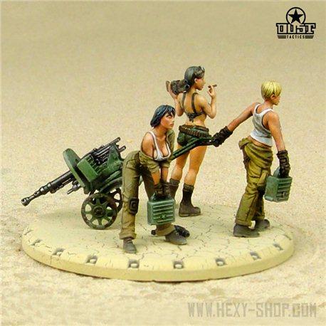 Sisters of Mayhem II Unassembled Kit 2