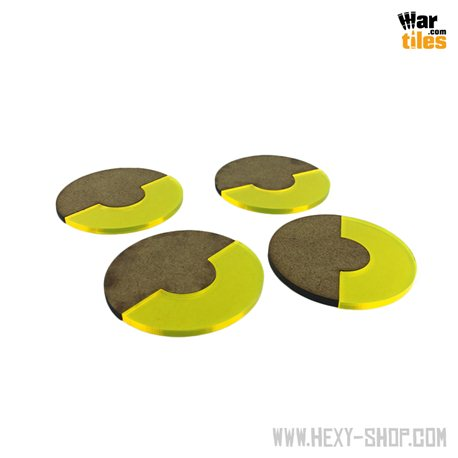 Base 180-Degrees 55mm Yellow (4)
