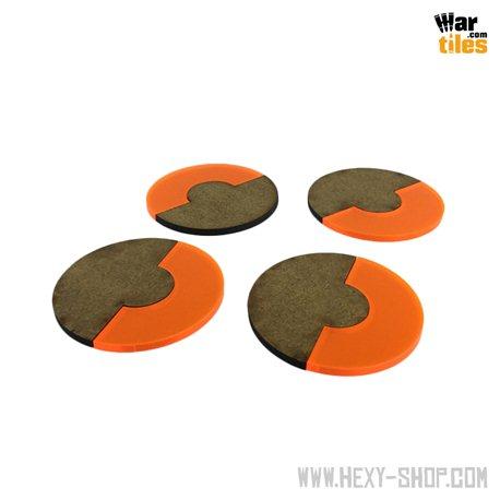 Base 180-Degrees 55mm Orange (4)