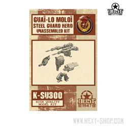 Guaï-Lo Moloï - Steel Guard Hero Unassembled Kit